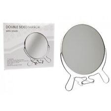 Chrome Frame Modern Wall Mounted Bathroom Mirrors