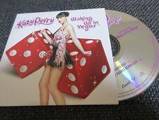 KATY PERRY / waking up in vegas / EU LTD CD