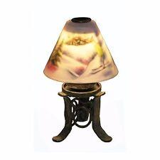 """Vintage Style Essence Tischlampe (Skifahren auf Pisten) (Kegel) (8"""" H 4 1/2"""" W)"""