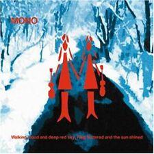 Mono - Walking Cloud & Deep Red Sky Flag Fluttered & Sun [New Vinyl]