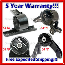 L203 For 07-13 Jeep Compass 07-08 Patriot 2.4L 2WD AUTO CVT Motor & Trans Mount