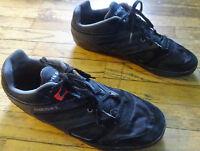 Diesel Mens Black Fashion Sneakers/Shoes Size 11