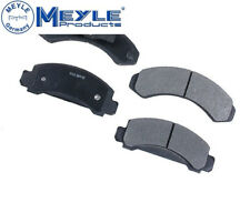 Ford Mazda Aerostar B4000 Front Brake Disc Pads Meyle Semi Metallic D9387SM NEW