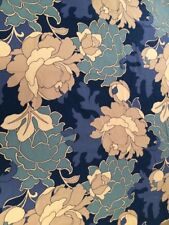 Cohama Vat Screen Zepel Jubilee Blue Tropical Dupont Stain repellent 6 YARDS