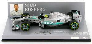 Mercedes AMG Nico Rosberg Showcar 2013 1:43