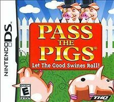 Pass the Pigs (Nintendo DS, 2008) *new,sealed*