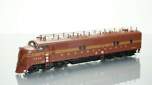 Broadway Limited BlueLine E7A Pennsylvania PRR DCC w/Sound HO scale