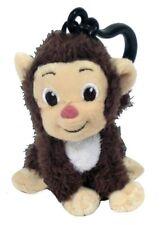 """Eyepet 4"""" Keyring Plush - Monkey NEW/SEALED"""