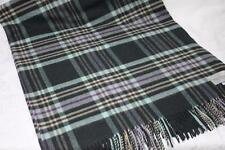 ROYAL SPEYSIDE TARTAN PLAID LAMBSWOOLTHROW BLANKET MULTICOLOR - MADE IN SCOTLAND