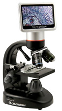 Celestron PentaView 5 MP LCD Touchscreen Digital Built In Camera Microscope, New