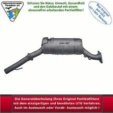 Suzuki Vitara Dieselpartikelfilter DPF Rußpartikelfilter Original Austausch