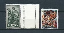 Spain 1151, 1508 MNH, Christmas 1962 & 1967