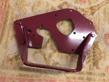 MG TD Bearer plate With Engine Mount Bracket