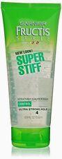 Garnier Fructis Style Super Stiff Control Gel 6.8 oz. (2 PACK)