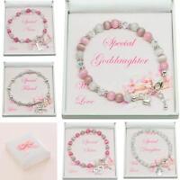 Pretty Bracelets for Girls, Gift Box for Daughter, Niece, Granddaughter etc