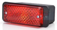 Aplique ENCASTRADO montado Rojo Parachoques Trasero Lámpara de luz de niebla Japón importación Limo Kit Car