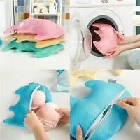 Washing Bag Laundry Washing Mesh Net Lingerie Underwear Bra Clothes Socks 6Tc