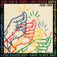 THE FOUR TOPS - GREATEST HITS 1990 US CD
