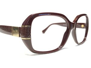 Coach Bryn HC8119 525514 Womens Garnet Oversized Rx Sunglasses Frames 56/16~140