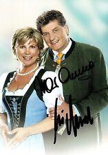 Originalautogramm - Marianne & Michael