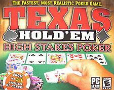 Texas Hold'em High Stakes Poker - PC - 2004