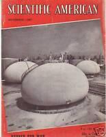 1940 Scientific American November-Pattee's Caves