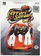 Ferrari Ki Sawaari (Hindi DVD) (2012)(English Subtitles)(Brand New Original DVD)