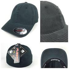 Flexfit Garment Washed Cap - schwarz Fx6997bk.00001 S/m