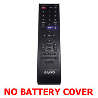 OEM Sanyo TV Remote Control for GXJA (No Cover)