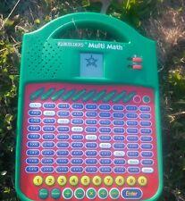 IQ Builders Mutli Math Kids Learning Game Electronic Computer Homeschool Toy
