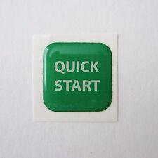 Precor Experience D-Pad Quick Start Button
