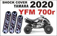 Stoßdämpfer Federbeinschützer Quad ATV Shock Covers Yamaha YFM 700 R
