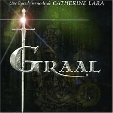 Catherine Lara - Graal / CD / NEU+UNGESPIELT/MINT!