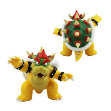 Super Mario Bros Brothers Bowser King Koopa Action Figures Toy Gift Collection