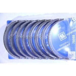 Kolbenschmidt 77699610 MAIN BEARINGS AUDI ABC-ACZ 2.6L AA 80/100/A4/A6