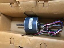 Carrier HC39DE231 Condenser Fan Motor PSC 1/4 HP, 208-230 V, 1100 RPM, 3-Speed