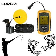 LCD Sonar Sensor Fish Finder US Stock Free Shipping-Popular Useful Fish Tool