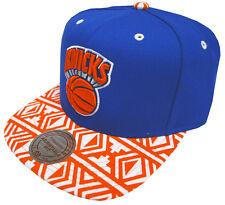 Mitchell & Ness New York Knicks Aztec Snapback EU157 Cap Kappe Basecaps New Mens