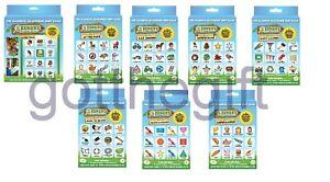 Seekers Magnetic Scavenger Hunt Game - Choose Starter Kit or Additional Sets