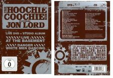 CD + DVD IMPORT JON LORD + THE HOOCHIE COOCHIE MEN LIVE AT THE BASEMENT 2003