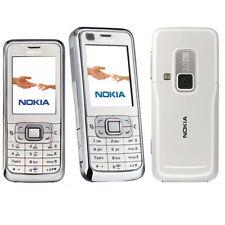 Cellulare originale Nokia 6120C Classic Symbian Unlocked 3G Bluetooth 2MP Bianca