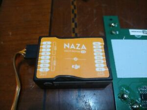 DIY NAZA M V 2 Flight Controller with power distribution and Led for less
