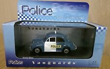 Corgi Vanguards VA05805 Morris Minor Metropolitan Police 175th Anniversary