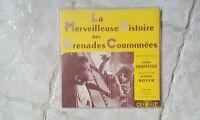 LP 25 CM Schreiner / Boyer - Die Wundervolle Geschichte Des Granaten Couronnees