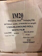 "Sealed Air IM20Instapak iMold Packaging Film | 20"" x 2760 Ft."