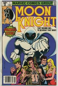 Moon Knight 1 Original Series