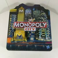 Monopoly City in Collectors Tin Complete Tested