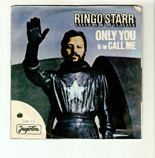 RINGO STARR, ONLY YOU/ CALL ME. YUGOSLAVIA 1974.