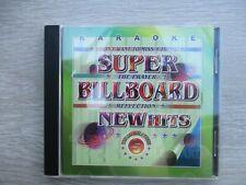 Super Billboard New Hits Karaoke Disc VCD CD Xmas Birthday Celebrations Parties