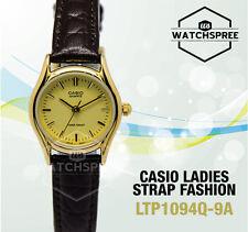 Casio Strap Fashion Ladies Watch LTP1094Q-9A